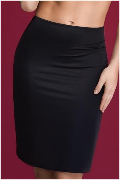 Нижняя юбка черная 3005
